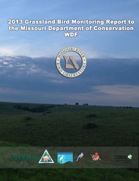 2013 Grassland Report