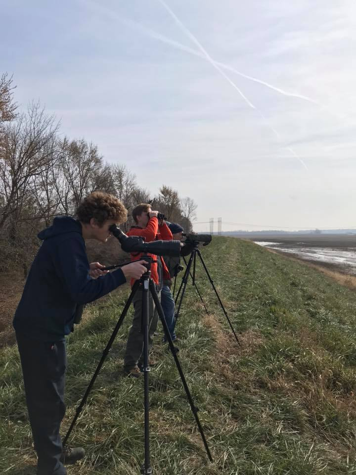 A New Experience for Young Missourians: Missouri Young Birders Club