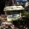 3 qt. Hopper Feeder Green