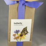 Scatter garden for butterflies
