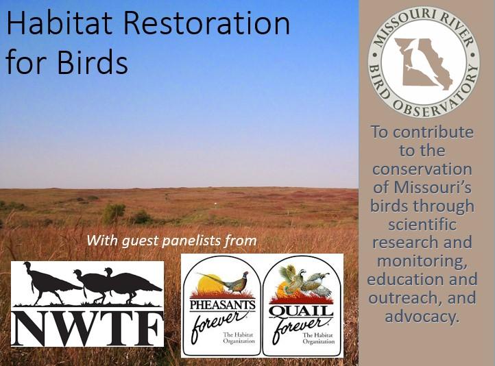 habitat restoration webinar cover