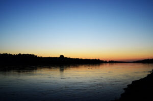 Missouri River. Photo from USFWS Midwest